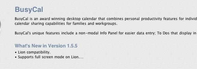 Lion App