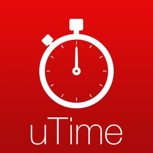 uTime App Icon